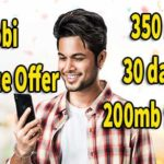 Robi minute offer Robi 350 min 194 taka Robi 200mb free internet