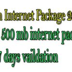 Zain Internet offer 2019 | Zain 500mb Internet package sar 12