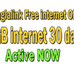 Banglalink Free internet offer 2020 | 5GB 30 Days mobileinfozone