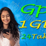 Gp 1 GB offer 24 taka 7 days: Grameenphone internet offer