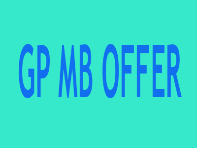 GP MB offer 2021: All latest Update packages
