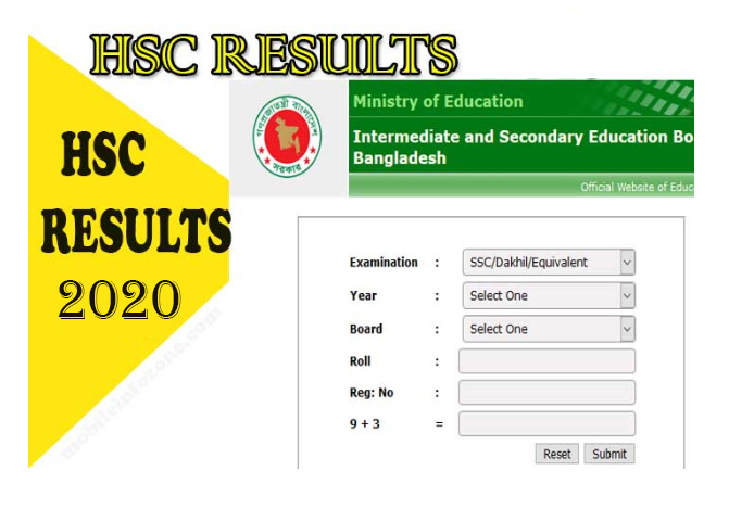 HSC-results-2020