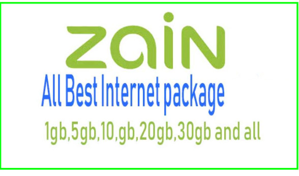 zain-internet-package