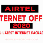 Airtel Internet Offer 2020: All new Airtel Internet package