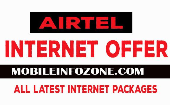 Airtel-internet-offer